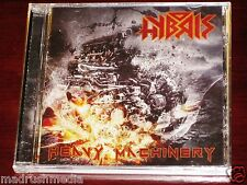 Hybris: Heavy Machinery CD 2013 Candlelight UK Records CANDLE412CD NEW