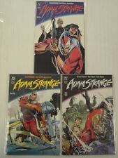 ADAM STRANGE DC GRAPHIC NOVEL 1-3 SET 1990 48 PGS