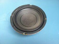 "Philips F165C4-02B,  6""  Subwoofer speaker/woofer 4 ohms 60W max.  #8"