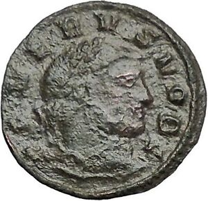 SEVERUS-II-Roman-Caesar-305AD-Rare-Authentic-Ancient-Roman-Coin-GENIUS-i54757