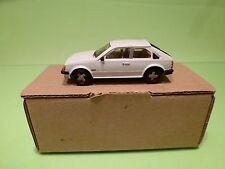 HOSTARO 2 BUILT KIT RESIN OPEL KADETT D 1600 SR GTE - WHITE 1:43 - GOOD IN BOX