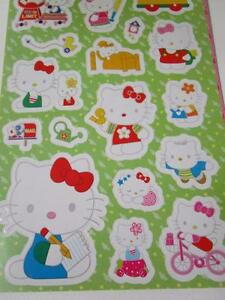 572-HELLO-KITTY-stickers-birthday-party-favours-prizes-rewards