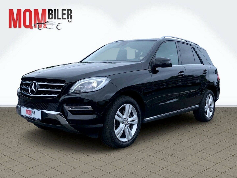 Mercedes ML350 3,0 BlueTEC aut. 4Matic 5d - 539.900 kr.
