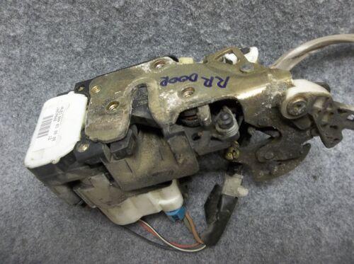 2002-2007 03 04 05 Buick Rendezvous RH Rear Power Door Latch Mechanism OEM 18500