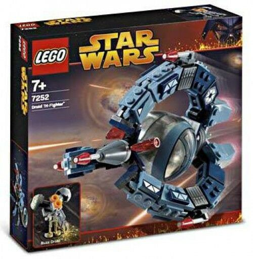 LEGO Star Wars Revenge of the Sith Droid Tri-Fighter Set  7252
