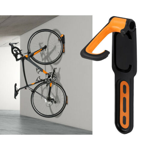 Cycling Bike Storage Wall Mounted Hook Bicycle Rack Holder Hanger Garage Stand