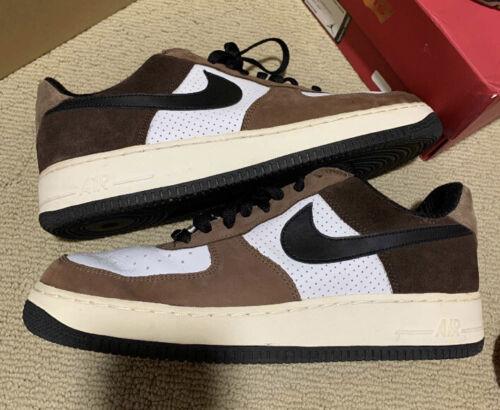 Vnds Nike Air Force 1 Low Premium Escape Brown Sz
