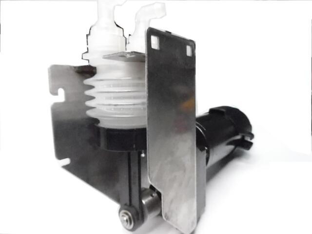 "Pompa a Soffietto CROUZET Diametro 2,5"" mot: 2100 Rapp 104 Sens: 2, 24 Volt CC"