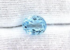 11x9-11mm-x-9mm-Oval-Natural-Brazilian-Sky-Blue-Topaz-Gem-Stone-Gemstone-EBS149
