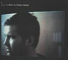 Music In A Foreign Language von Cole, Lloyd | CD | Zustand gut