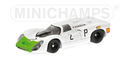 PORSCHE 908k MAMMOLO Elford Winners ADAC 1000 km 1968 1 43 MODEL MINICHAMPS