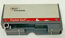 Mahr Federal Pocket Surf Iii Profilometer Surface Roughness Tester 9v 26d