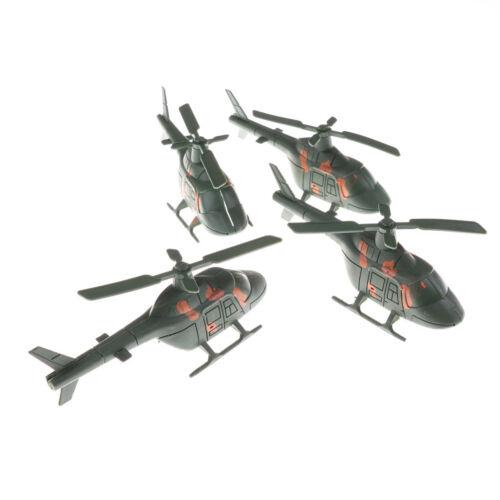 2 stücke Sand Tabelle Military Fighter Modell Weltkrieg Krieg Hubschrauber!RZJP