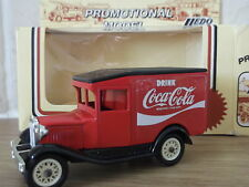 Lledo LP13064, Model A Ford Van, Drink Coca Cola (Label Finish)