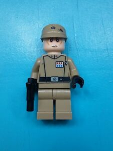New Lego Star Wars Imperial Officer Minifigure Figure From Rebels Set 75106