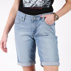 Levi-s-Bermuda-Damen-denim-Shorts-Cold-Dust-DE-36-US-W28