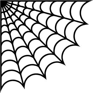 "Corner Spider Web 6"" Vinyl Decals Stickers Car Truck ..."