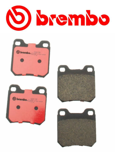 BREMBO Premium Ceramic Disc Brake Pads Set REAR P59014N