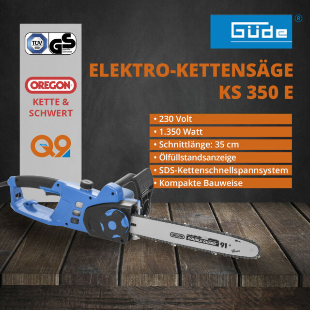GÜDE KS 450 B /& KS 501 B Benzin Kettensäge  Anwerfvorrichtung Seilzug Starter