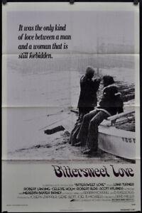 BITTERSWEET-LOVE-1976-ORIGINAL-27X41-MOVIE-POSTER-LANA-TURNER-ROBERT-LANSING