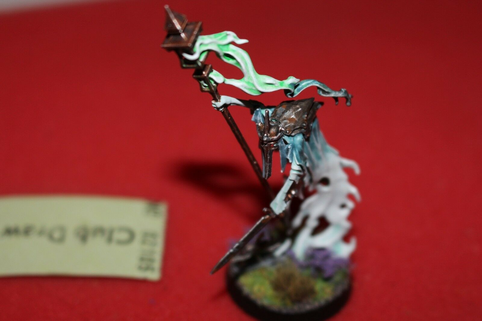 Games Workshop Warhammer Nighthaunt Guardian of Souls Pro Painted GW Undead Mint
