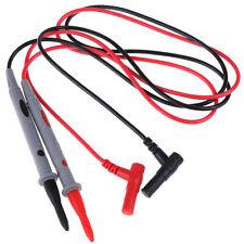110cm Digital Multimeter Test Lead Probe Cable Smd Smt Needle Tip 1000v20a Jjf