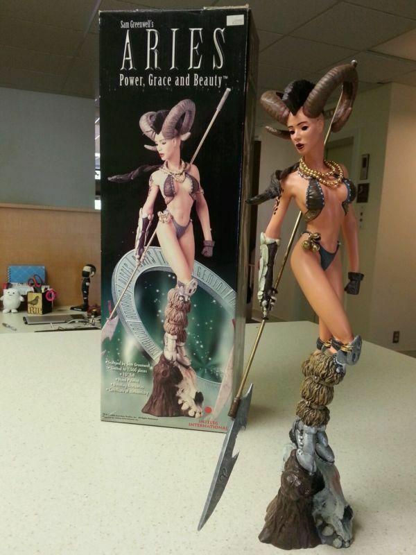oferta especial Sam verdewell - Zodiac Aries 1 6 Statue by Interleg Interleg Interleg International  punto de venta barato