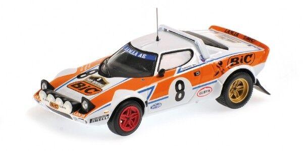 Lancia Stratos Acropolis Rally 1978 Livieratos-Manolis 1 43 430781208 Minichamps