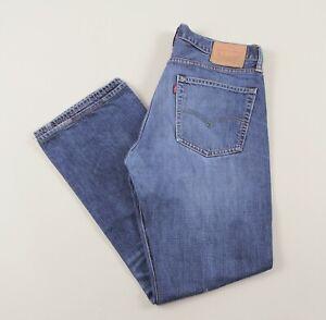 Vintage-Levi-039-s-527-Bootcut-Herren-Jeans-36w-32l-36-32-j36017