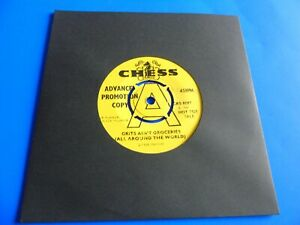 Little-Milton-7-034-vinyl-PROMO-Grits-Ain-039-t-Groceries-Northern-Soul
