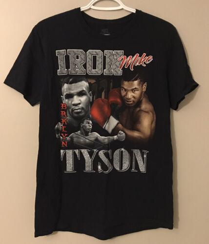 Iron Mike Brooklyn Mike Tyson Tshirt Tee Size Medi