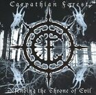 Defending the Throne of Evil by Carpathian Forest (CD, Mar-2003, Season of Mist)