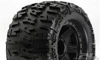 Pro-line Racing Trencher X 3.8 All Terrain Tires On Desperado Wheels Pro118411