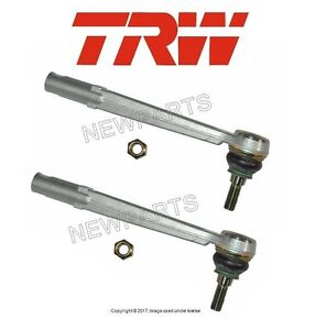 Right OEM TRW Porsche 911 Boxster Cayman Steering Tie Rod Outer End Front Left
