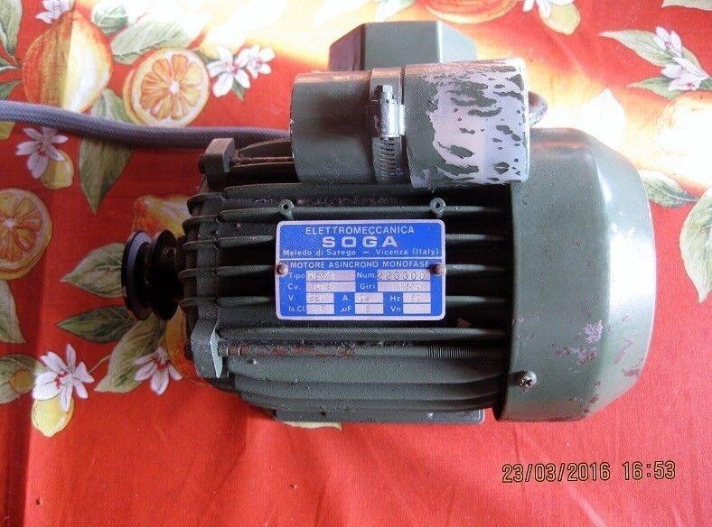Elektromotor, SOGA
