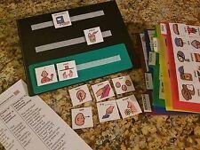 ASD PECS BOOK 4 AUTISM ABA, SPEECH THERAPY, ADHD, LANGUAGE & APRAXIA ASPERGERS