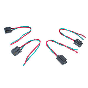 image is loading 4pcs-distributor-pigtail-wire-harness-set-for-gm-