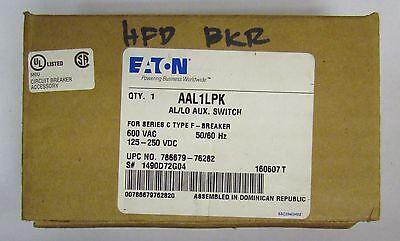600VAC 250VDC Eaton A1X5PK Aux Switch