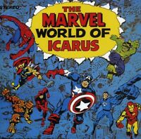 Icarus, Marvel World - Marvel World Of Icarus [new Cd] England - Import on Sale