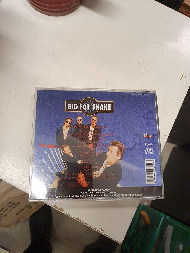 Big fat snake: Beautiful Thing, pop