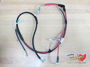 s l300 2001 2005 chrysler pt cruiser 2 4l non turbo battery wiring harness