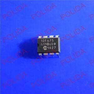 12F675 PIC12F675-I//P Microchip 8Bit Flash MCU Dip8