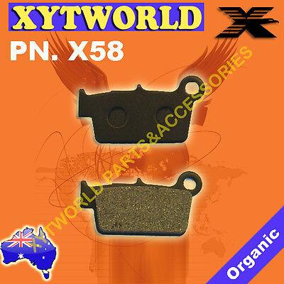 X20 Brake pads GAS HONDA KAWASAKI SUZUKI TM YAMAHA GOES