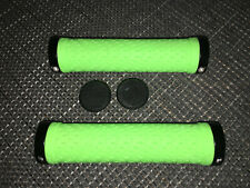 Sixpack Fahrradgriffe M-Trix Rot//Rot 4-Klemmringe Neu
