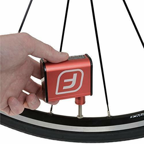Fumpa Mini Portable Battery Powerosso Bicycle Pump