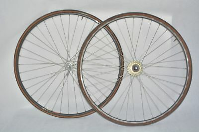Mavic G40 aluminum clincher anodized rim 36h hoops road cycling vintage