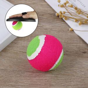 1-STUCK-Sucker-Sticky-Ball-Spielzeug-Outdoor-Catch-Spiel-Werfen-Und-FangenJ-sg