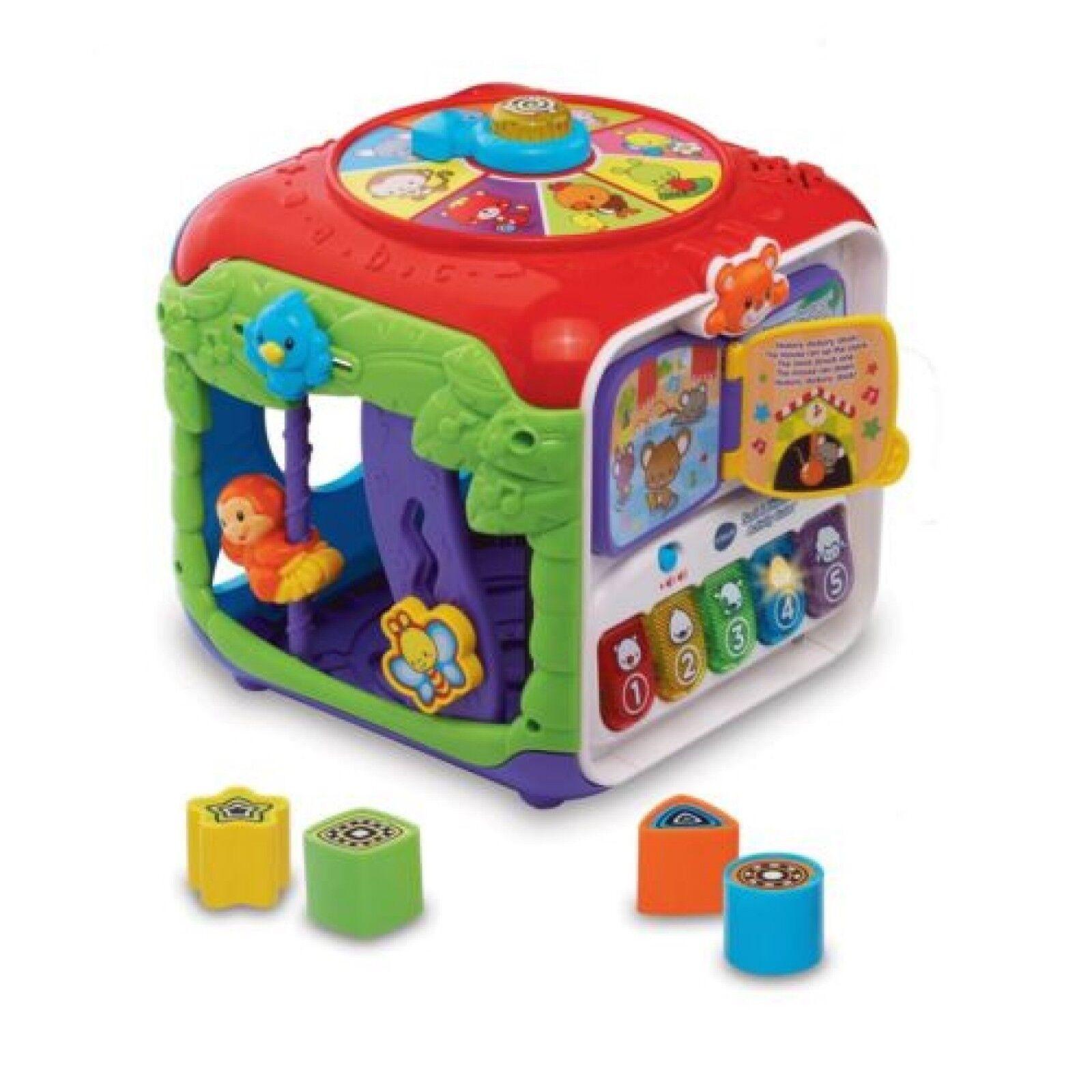 VTech Sort & Discover Activity Cube 80-183403 (9-36 months)