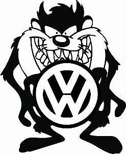 VW Tasmanian Vinyl Decal Sticker BUY 2  GET 1  FREE  Automatically