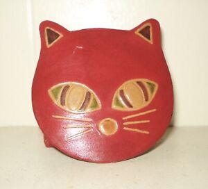 ceramic cat Coin purse
